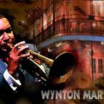 """""""Wynton Marsalis"""" by stephaniezion"""