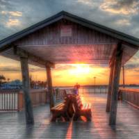 sunrise Art Prints & Posters by Patti Benzing