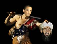 Obama Killed Osama Photo