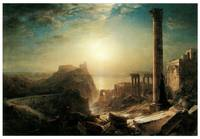 Syria by the Sea by Frederic Edwin Church