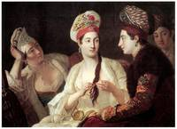 Turkish Women by Antoine de Favray