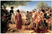 Bonaparte Pardoning Insurgents in Cairo