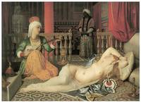 Odalisque with Slave by Jean Ingres