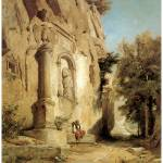 """Roman Road in Bithynia by Jules Laurens"" by ArtLoversOnline"