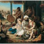 """The Pasha and His Harem by Lepaulle"" by ArtLoversOnline"
