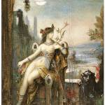 """Cleopatra by Gustave Moreau"" by ArtLoversOnline"