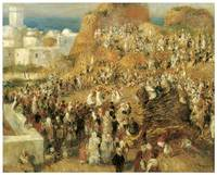 Arab Festival in Algiers, The Casbah by Renoir