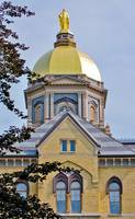 Notre Dame Gold Dome