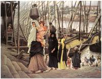 Sojourn in Egypt by James Tissot