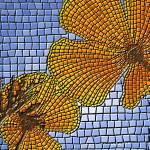 """mosaic - ""California Poppy"""" by kinnally"