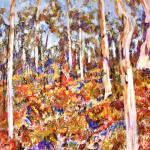 """""""Landscape at Wyangala"""" by Cranbury"""
