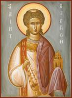 St Stephen (English)