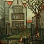 """""""Botany Pond"""" by LeonSarantosArtist"""