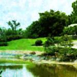 """Gardens At Morikami"" by Debrene"