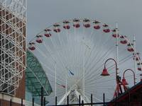 Navy Pier Ferris Wheel - Chicago