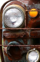 Headlights - '53 Dodge B Series Pickup