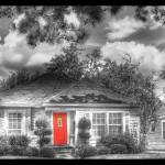 """The Red Door"" by arapolla"