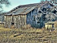 Old Tennessee Barn