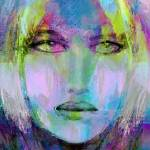 """""""MIRAGE IN AGLASS"""" by Marilyn"""