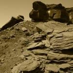 """""""Desert Rockscape 2"""" by rhole"""