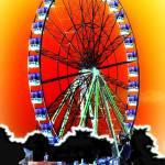 """Ferris Wheel 2"" by sensaze"