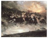 The Wild Hunt of Odin by P. N. Arbo