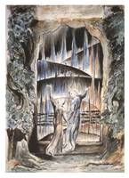 Inscription Over the Hell-Gate by William Blake