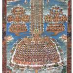 """The Gelukpa Assembly Tree"" by ArtLoversOnline"