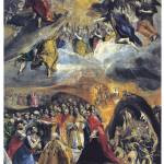 """The Adoration of the Name of Jesus by El Greco"" by ArtLoversOnline"