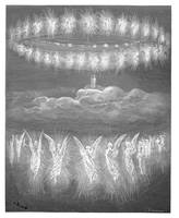 The Sun-Glorified Souls by Gustave Dore