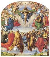 All Saints by Albrecht Durer