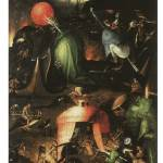 """The Last Judgement Tryptych by Bosch"" by ArtLoversOnline"