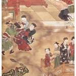 """""""Hall of Judgment of Yama, Judge of the Dead"""" by ArtLoversOnline"""