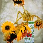 """Sun Flowers No.1"" by arttrouve"