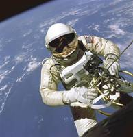 Edward H. White II, First American Spacewalk