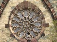 Old Church Window
