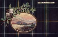 Campbell (Raphael Tuck Scottish Tartan Postcard)