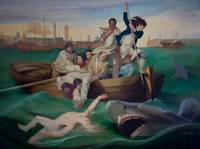 Watson and the Shark (reproduction)