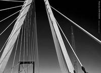 Bond Bridge, in Black & White, 27 Oct 2010
