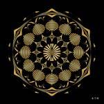 """Fleuron Composition No. 240"" by AlanBennington"