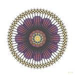 """Fleuron Composition No. 255"" by AlanBennington"