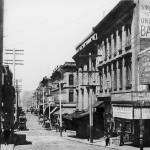 """Chinatown, 600 Block of Grant Ave. view North, c."" by worldwidearchive"