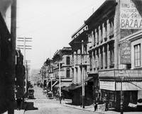 Chinatown, 600 Block of Grant Ave. view North, c.  by WorldWide Archive