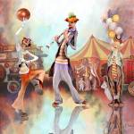 """""""Circus"""" by FletcherDale"""