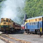 """Passenger Service at Jim Thorpe , Pennsylvania"" by StanFeldman"