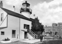 U. S. Disciplinary Barracks, Alcatraz Island by WorldWide Archive