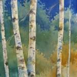 """Bold Aspen Grove"" by Newmoon"