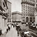 """Palace Hotel from Montgomery 1909"" by worldwidearchive"
