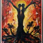 """Human Tree"" by aruna"