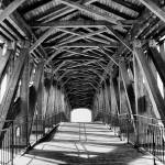 """Bridge B&W"" by mikesmithphotography"